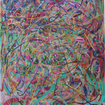 LOLA (72x60 Acrylic on Canvas)