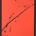 """MATTER LINE (25.75x19.75 1"""" Frame, Acrylic on Canvas)"""