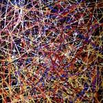 EQUATION (60 x 48 Acrylic on Canvas)