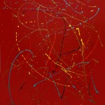 SALSA (60 x 48 Acrylic on Canvas)