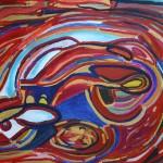 VENICE (36 x 48 Acrylic on Canvas)