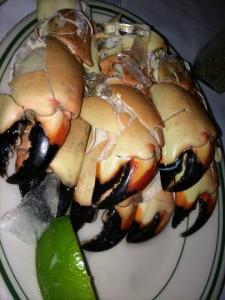 Joe's Stone Crab Yummy!