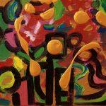 CENTRAL PARK (8x10 Acrylic on Canvas)